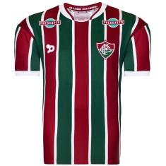 Camisa Torcedor Fluminense I 2016 sem Número Dryworld a6f16c3ef24c6