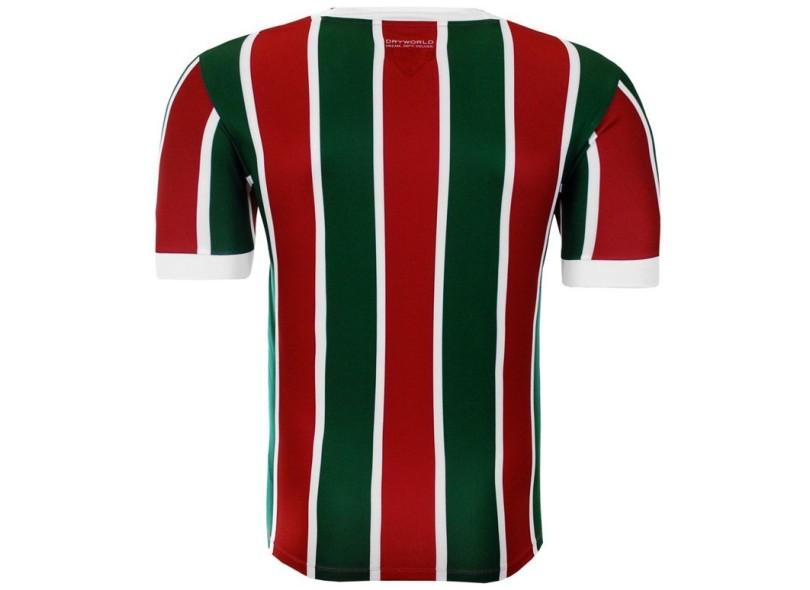 b60bcec70e839 Camisa Fluminense I 2016 sem Número Torcedor Masculino Dryworld