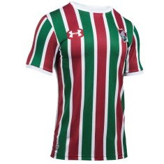 1fd181b2965ad Camisa Torcedor Fluminense I 2017 18 Under Armour