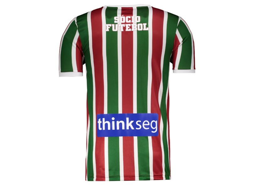48357aecb5f9c Camisa Fluminense I 2017 18 Torcedor Masculino Under Armour