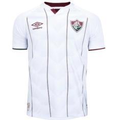 Camisa Torcedor Fluminense II 2020/21 Umbro