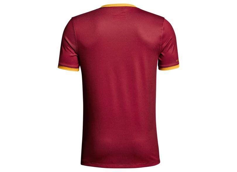 Camisa Fluminense III 2017 18 Sem Número Torcedor Masculino Under Armour 899a5c05ae0c8