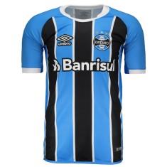 Camisas de Times de Futebol Grêmio I - Primeiro Uniforme (Home ... 8da8d772e43bc