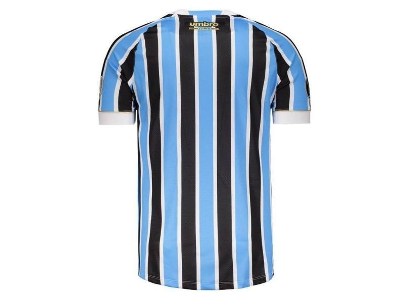 Camisa Grêmio I 2018 19 Torcedor Masculino Umbro f43c1924ac88d