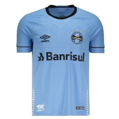 Camisa Torcedor Grêmio II 2018 19 Umbro d6a713b19963d