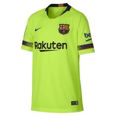 Camisa Torcedor Infantil Barcelona II 2018 19 Nike ee1b5583ded8f