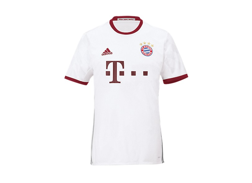 Camisa infantil Bayern de Munique III 2016 17 sem Número Torcedor Infantil  Adidas  14492e2c5c57b