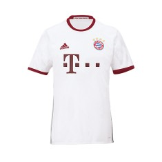 6858f0107e160 Camisa Torcedor infantil Bayern de Munique III 2016 17 sem Número Adidas