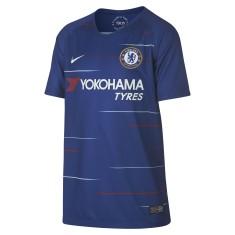 Camisa Torcedor Infantil Chelsea I 2018/19 sem Número Nike