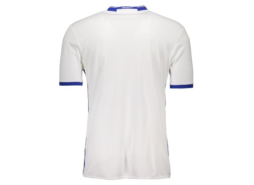 85638cfc31 Camisa infantil Chelsea III 2016 17 sem Número Torcedor Infantil Adidas