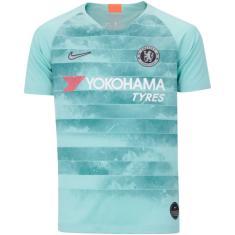 Camisa Torcedor infantil Chelsea III 2018/19 Nike