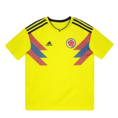 b28aa67803 Camisas de Times de Futebol Colômbia I - Primeiro Uniforme (Home ...