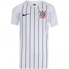 Camisa Torcedor infantil Corinthians I 2019/20 Nike