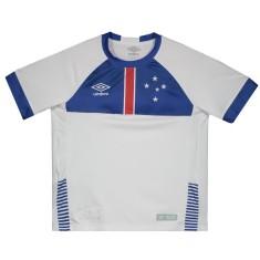 90c907788f Camisa Torcedor Infantil Cruzeiro II 2018 19 Umbro