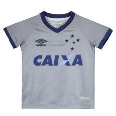 bd25f38b73 Camisa Torcedor Infantil Cruzeiro III 2018 19 Umbro