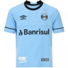 Camisa Torcedor Infantil Grêmio II 2018 19 Umbro ae2642117a5d6