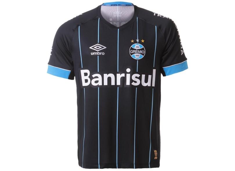 02a7ce268eb0d Camisa infantil Grêmio IV 2015 com número Torcedor Infantil Umbro