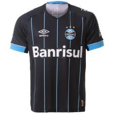 Camisa Torcedor infantil Grêmio IV 2015 com número Umbro f91ffa2c8fba8