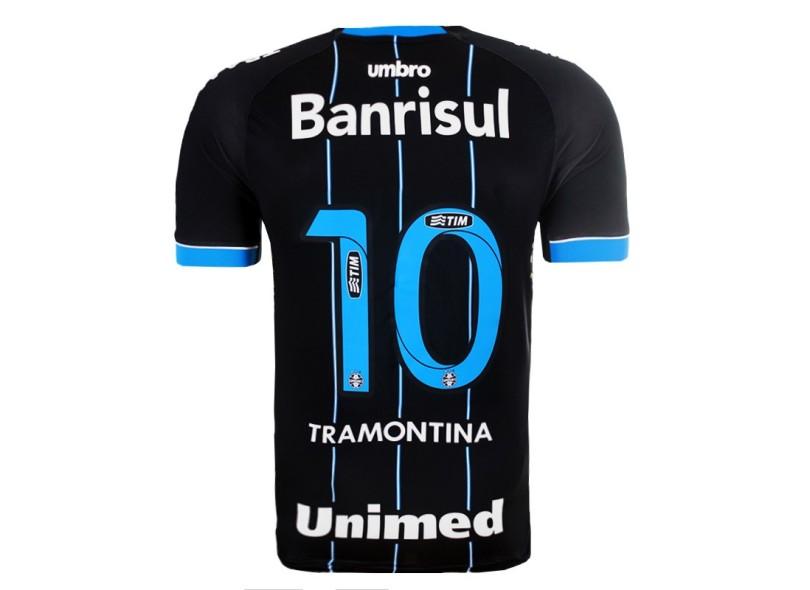 cc2bb611ea72f Camisa infantil Grêmio IV 2015 com número Torcedor Infantil Umbro