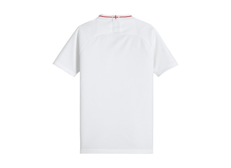 Camisa Infantil Inglaterra I 2018 19 sem Número Torcedor Infantil Nike bb3f144da711b