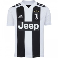 Camisa Torcedor Infantil Juventus I 2018/19 Adidas