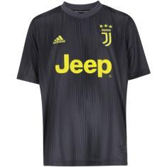 Camisa Torcedor infantil Juventus III 2018 19 Adidas 0d7674fecb928