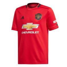 Camisa Torcedor Infantil Manchester United I 2019/20 Adidas