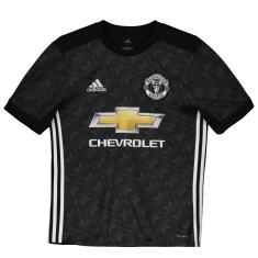 3914c66f03 Camisa Torcedor Infantil Manchester United II 2017 18 Adidas