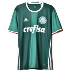 Camisa Torcedor infantil Palmeiras I 2016 sem Número Adidas 068f6b95df972