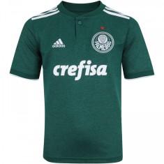 Camisa Torcedor Infantil Palmeiras I 2018/19 Adidas