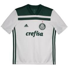 Camisa Torcedor Infantil Palmeiras II 2018 19 Adidas adad9ae30cc8a