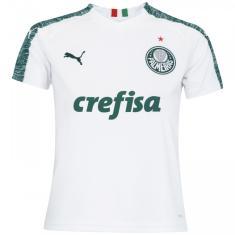 Camisa Torcedor Infantil Palmeiras II 2019/20 Puma