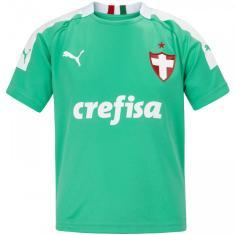 Camisa Torcedor infantil Palmeiras III 2019/20 Puma