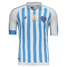 Camisa Torcedor infantil Paysandu I 2017 com Número Lobo