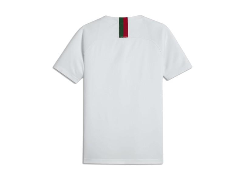 Camisa infantil Portugal II 2018 19 sem Número Torcedor Infantil Nike c1a68d700226d