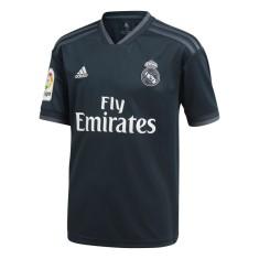 Camisa Torcedor Infantil Real Madrid II 2018/19 Adidas
