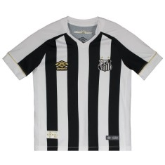 Camisa Torcedor infantil Santos II 2018/19 Umbro