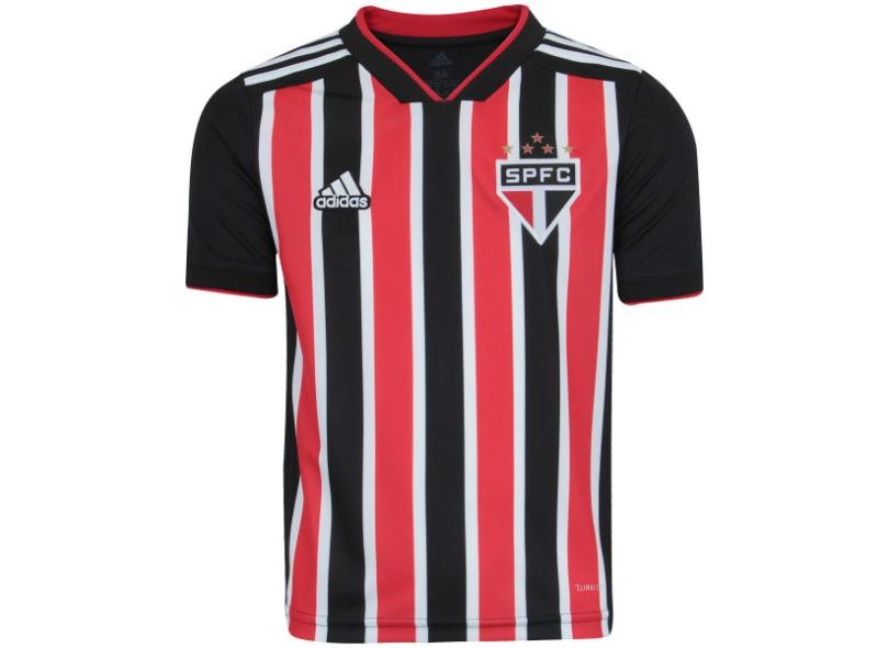 1c794ddc580 Camisa infantil São Paulo II 2018 19 Torcedor Infantil Adidas