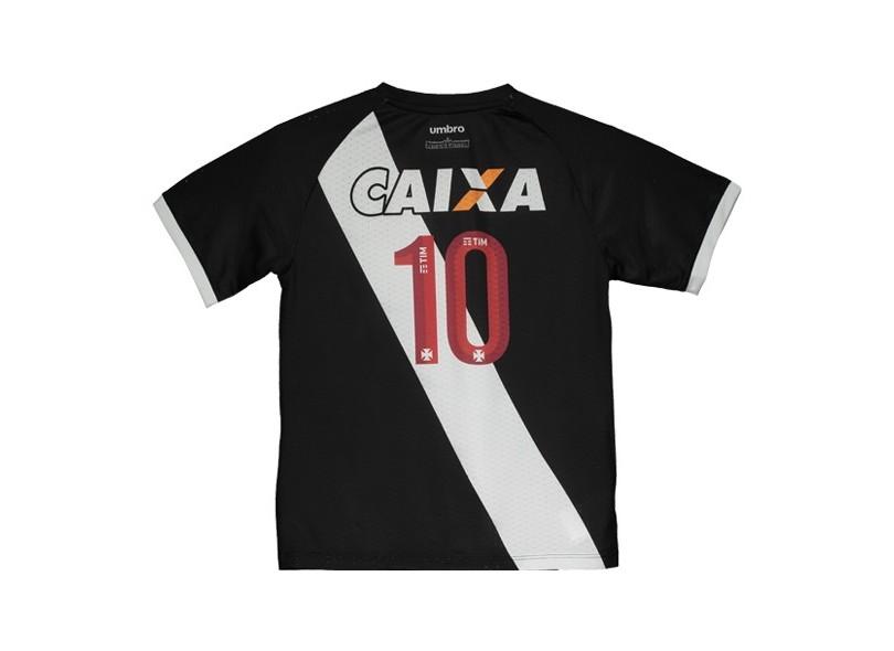 Camisa Infantil Vasco da Gama I 2017 18 Torcedor Infantil Umbro ff8b21a7dcc6e