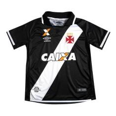1255f15561 Camisas de Times de Futebol Vasco da Gama I - Primeiro Uniforme ...