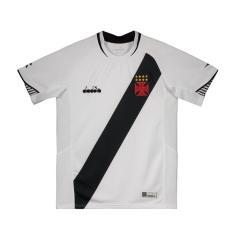 Camisa Torcedor Infantil Vasco da Gama II 2018 19 Diadora 2ba7e1574be38