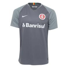a5b8ce6a8b Camisa Torcedor Internacional III 2018 19 Nike