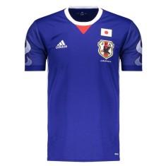 ca87a53195 Camisa Torcedor Japão I 2017 18 Adidas
