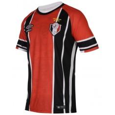 Camisa Torcedor Joinville I 2016 sem Número Umbro ad9711f670a2c