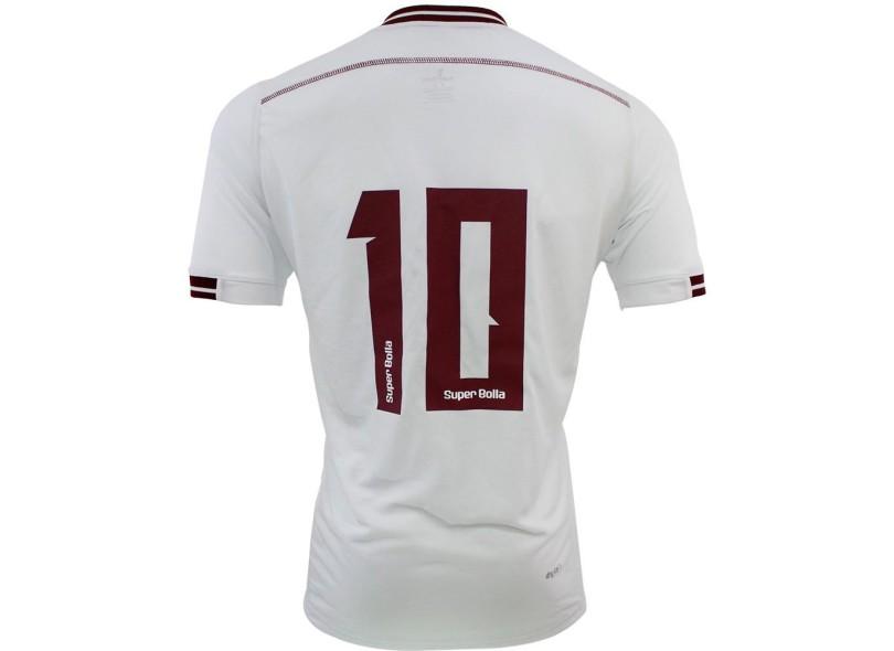Camisa Juventus II 2016 com Número Torcedor Masculino Super Bolla c3fa5a36ec30b