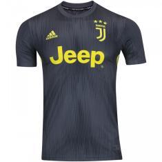 Camisa Torcedor Juventus III 2018/19 Adidas