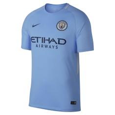 Camisa Torcedor Manchester City I 2017/18 Nike