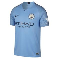4f29f9cf3cbb8 Camisa Torcedor Manchester City I 2018 19 Nike