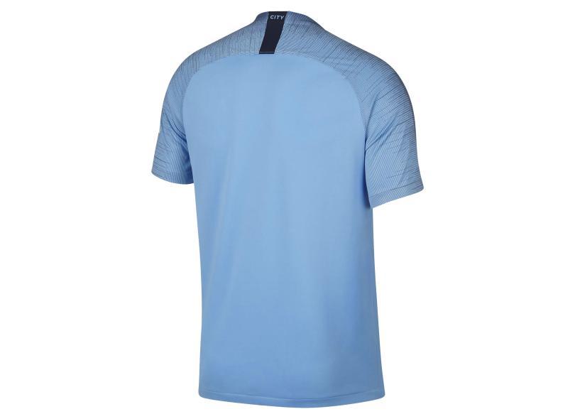 4ecb5f148 Camisa Manchester City I 2018 19 Torcedor Masculino Nike