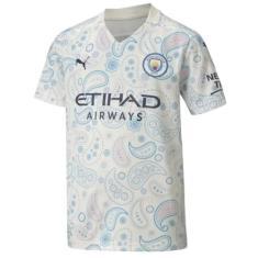 Camisa Torcedor Manchester City III 2020/21 Puma